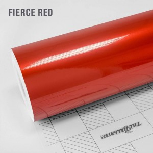 RB01 - Fierce Red