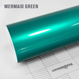 GAL05-S - Mermaid Green